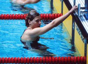 1980 Moscow Olympics: Swimming