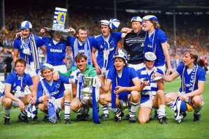 1984 FA Cup Winners Everton