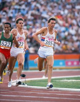 1984 Los Angeles Olympics - Men's 5000m