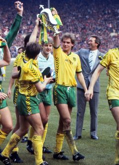 1985 Lge Cup Final: Norwich 1 Sunderland 0