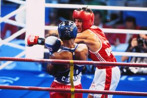 1992 Barcelona Olympics: Men's Boxing