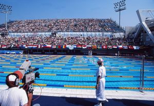 1992 Barcelona Olympics: Swimming