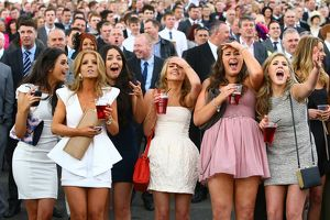 2012 Aintree Ladies Day