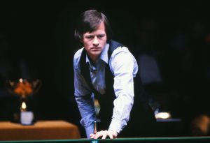 Alex Higgins, 1981 Benson & Hedges Masters Final