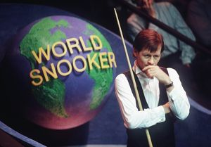 Alex Higgins - 1987 Embassy World Snooker Championship