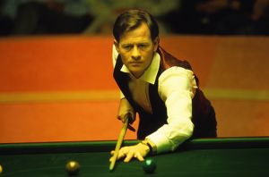Alex Higgins, 1988 Embassy World Snooker Championship