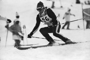 Alex Mapelli-Mozzi - 1972 Sapporo Winter Olympics - Men's Giant Slalom