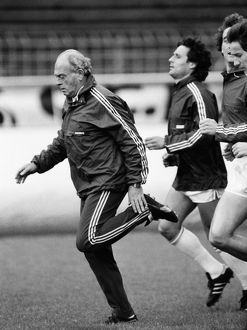 Alfredo Di Stefano - Real Madrid manager