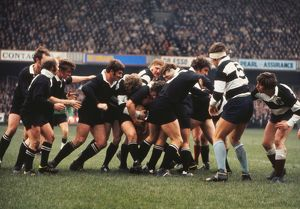 1973 Barbarians 23 All Blacks 11 (Selection of 31 Items)