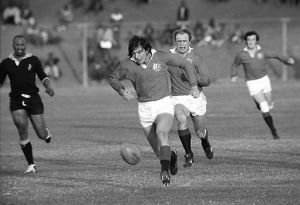 Andy Irvine - 1974 British Lions Tour to South Africa