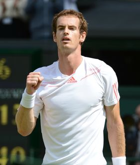 Andy Murray - 2012 Wimbledon Men's Final