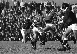 Andy Ripley & Ian McGeechan - 1974 British Lions Tour to South Africa