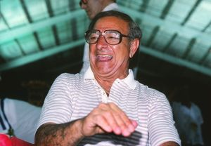 Angelo Dundee in 1982