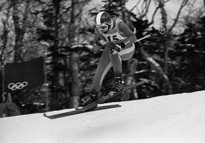 Annemarie Proll - 1972 Sapporo Winter Olympics - Women's Downhill