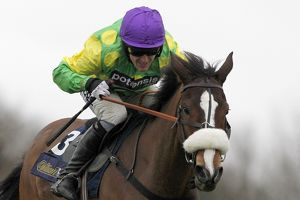 AP McCoy on Kauto Star