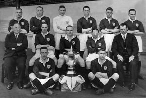 Arsenal - 1930 FA Cup Winners