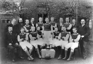 Aston Villa Team Group - 1895 FA Cup Winners