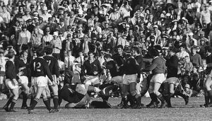 'The Battle of Boet Erasmus' - 1974 British Lions Tour of South Africa