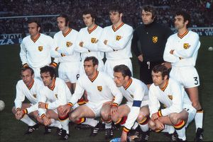 Belgium team in 1972