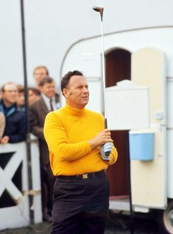 Billy Casper - 1969 Ryder Cup