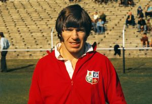 Billy Steele - 1974 British Lions