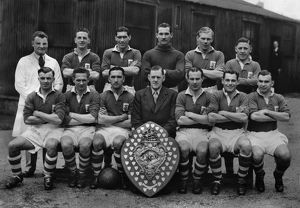 Birmingham City 1947/48 Team Group. Division two Champions
