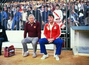 Brian Clough and Peter Taylor, 1980 European Cup Final
