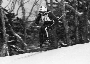 Carol Blackwood - 1972 Sapporo Winter Olympics - Women's Downhill