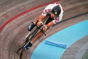 Chris Boardman - 1992 Barcelona Olympics - Men's Cycling