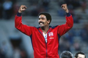 Daley Thompson - 1980 Olympic Decathlon Champion