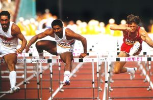 Daley Thompson - 1984 Los Angeles Olympics