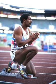 Daley Thompson - 1988 Seoul Olympics