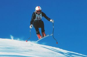 David Cargill - 1979 FIS World Cup - Kitzbuhel