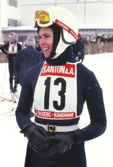 Divina Galica - 1969 FIS World Cup - St. Anton