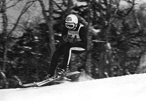 Divina Galica - 1972 Sapporo Winter Olympics - Women's Downhill