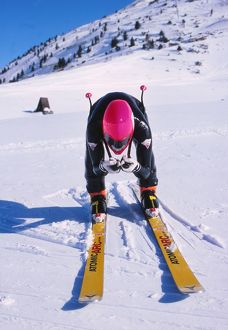 Divina Galica - Speed Skiing