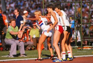 Donna Hartley - 1980 Moscow Olympics