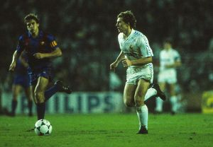 Emilio Butragueno - Real Madrid