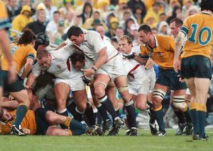 2003 Rugby World Cup Final (Selection of 65 Items)