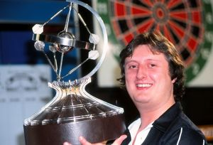 Eric Bristow - 1981 Winmau World Masters Champion
