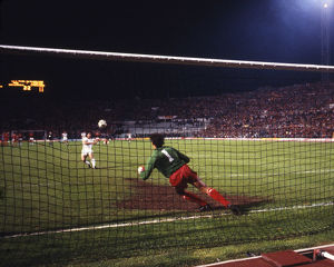 European Cup Final: Liverpool 1* Roma 1 (*won 4-2 pens a.e.t.)