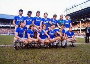 Everton - 1984/5 League Champions