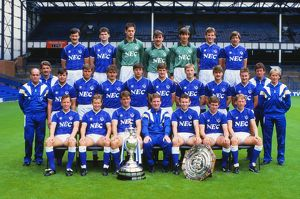 Everton - 1986/87 League Champions