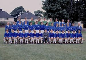 Everton F.C. 1969-70 Full Squad