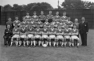 Everton Full Squad - 1958/59