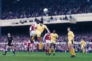 FA Cup R6: Arsenal 2 Cambridge Utd 1