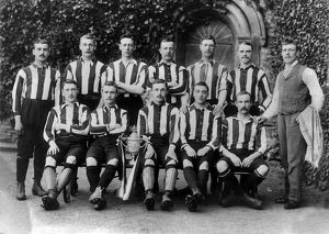 FA Cup Winners 1894: Notts County