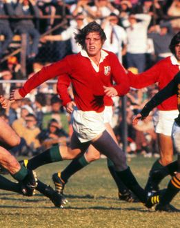 Fergus Slattery - 1974 British Lions Tour to South Africa