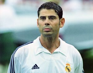 Fernando Hierro - Real Madrid