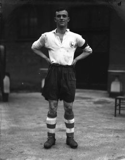 Fred Channell - Tottenham Hotspur